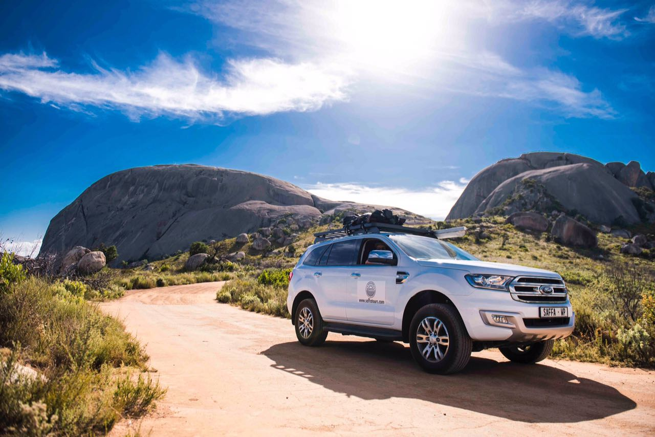 saffa tours vehicle SUV 4x4 private tours private guiding